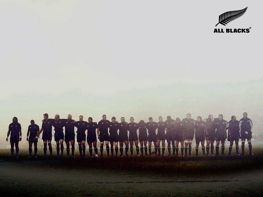 La Leyenda De Los All Blacks Palabra De F Tbol