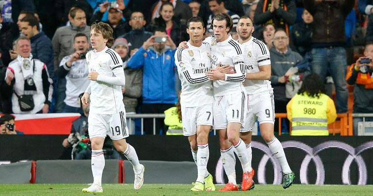 Real Madrid 4 1 Getafe Merengues Vencieron Con Goles De: Real Madrid 4-1 Getafe CF: Una De Cal Y Otra De Arena