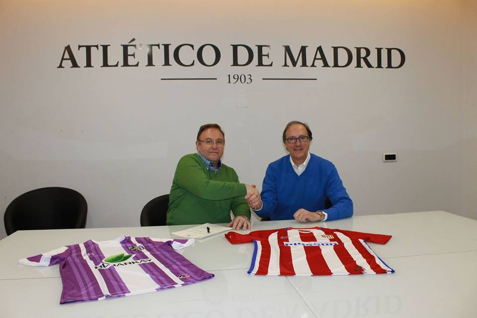 El atl tico ja n equipo convenido por el atl tico de for Convenio oficinas madrid 2017
